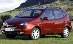 Chevrolet Rezzo — с посильной помощью родственников
