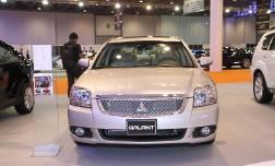 Mitsubishi Galant – японская галантность по-американски