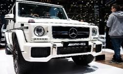 Mercedes G55 AMG – поберегись!