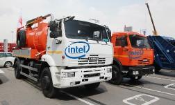 Камаз и Intel объединяются для создания интеллектуальной автомобильной системы