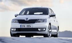 SKODA Rapid — фаворит среди автомобилей