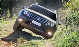 Обновленный Renault Duster представят осенью