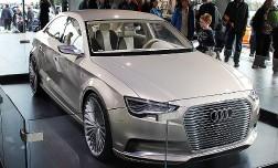 Электроверсия A3 от Audi
