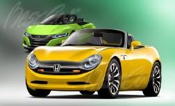 Honda решила сделать ставку на бюджетные спорткары
