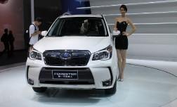 Subaru назвал цену на Forester 2015-го модельного года