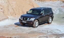 Nissan Patrol Y62 — паркетник или внедорожник?