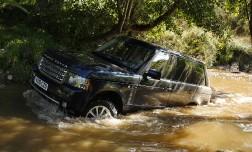 Range Rover — «проходимец» с характером.