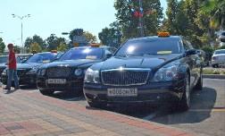 Таксистам грозит штраф в 50 тысяч за отсутствие счётчиков.
