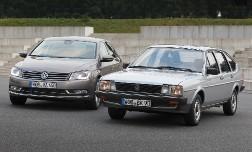 Volkswagen рассекретил состав моторной гаммы нового Passat.