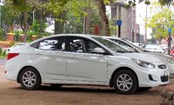 Hyundai Accent — смотрите, завидуйте!