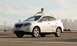 Беспилотные автомобили Google облегчат преступникам задачу ухода от погони.