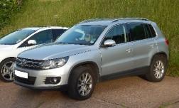 Кроссовер Volkswagen Tiguan в России стал доступнее
