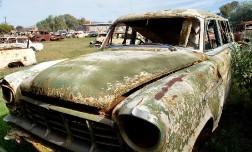 Колеса в подарок — кризис перепроизводства автомобилей.