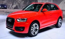 Ауди официально представила стоимость автомодели Q3/2015.