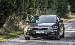 Седан Корос 3 (Qoros) —  самый безопасный автомобиль.