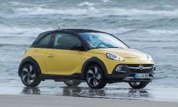 Новый городской хэтчбек Opel Adam выходит на российский рынок в начале следующего года