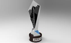 Главный трофей 2014 FORMULA 1 ГРАН-ПРИ РОССИИ