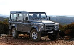 Британский Defender компании Land Rover становится историей.
