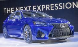 Lexus привезёт в Женеву новый концепт-кар