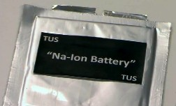 Новые аккумуляторы Na-ion.