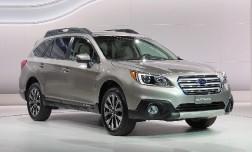 Российские продажи нового поколения Subaru Outback стартуют летом