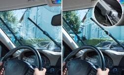 Эффективная система очистки ветрового стекла Bosch Jet Wiper