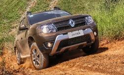 Кроссовер Renault Duster нового поколения станет семиместным