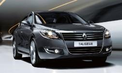 Преемник Renault Laguna – модель Talisman