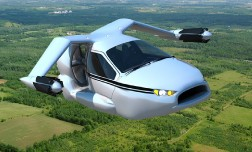 Terrafugia TF-X — ещё один летающий автомобиль взмыл в небо