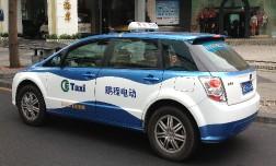 В Китае наблюдается интенсивный рост продаж электромобилей и плагин-гибридов