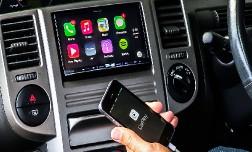 Volvo объявило о доступности Apple CarPlay в кроссовере XC90