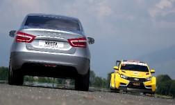 Спортивная модификация Lada Vesta «разгорячится» до 150 л.с.