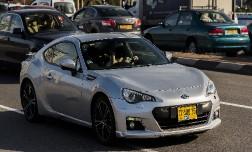 Subaru BRZ уходит с российского рынка