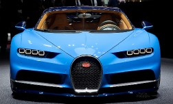 Самые скоростные премьеры автосалона в Женеве