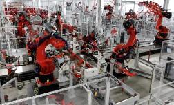 К 2030 году в Японии роботы отберут у людей более 7 миллионов рабочих мест