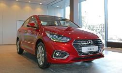 Hyundai объявила цены на автомобили Solaris нового поколения