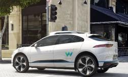 Jaguar и Google создадут беспилотный электрокар на базе кроссовера Jaguar I-Pace