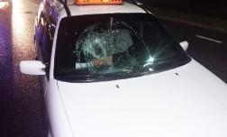 Сочинский таксист сбил трёх девушек на пешеходном переходе