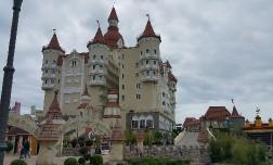 В Сочи возле отеля «Богатырь» неизвестные устроили перестрелку