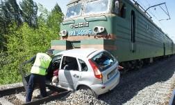 Штраф за нарушение правил проезда через жд пути увеличили в 5 раз