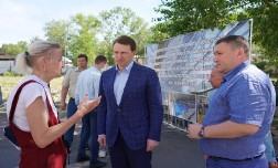 В посёлке Лазаревское построят новый спортивный комплекс