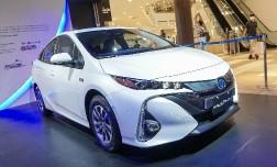 Автомобили Toyota помогут штрафовать нарушителей ПДД