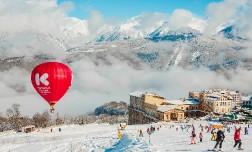 Обновления на курорте Красная Поляна к новому горнолыжному сезону