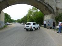 Хроника ДТП в крае за 3 мая 2012 года