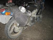 Хроника ДТП в крае за 22 - 24 июня 2012 года
