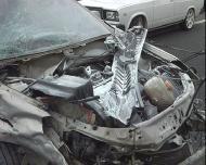 ДТП в Хостинском районе, пострадало двое человек.