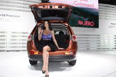 Новый Mitsubishi Outlander 2013 года