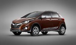Hyundai HB20X – новый корейский кроссовер