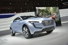 Subaru Viziv - кроссовер будущего!