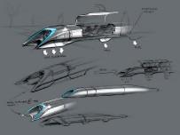 Общественный транспорт от Tesla сможет передвигаться со скоростью в 1200 км/ч